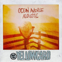 "Yellowcard	""Ocean Avenue Acoustic"" CD"