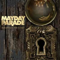 "Mayday Parade ""Monsters In the closet"" CD"