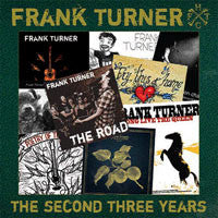 "Frank Turner ""The Second Three Years/Take The Road"" CD / DVD"