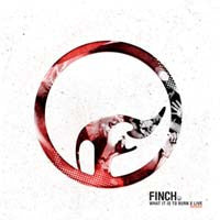 "Finch ""What It Is To Burn X Live"" LP"