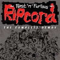 "Ripcord ""Fast And Furious"" LP"