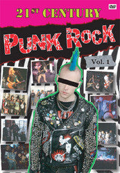 21st Century Punk Rock DVD