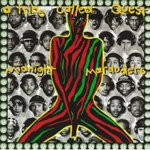 "A Tribe Called Quest ""Midnight Marauders"" LP"