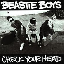 "Beastie Boys ""Check Your Head"" 2xLP"