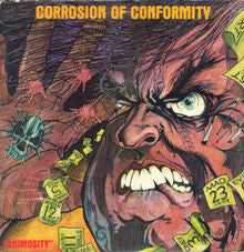 "Corrosion Of Conformity ""Animosity""  LP"