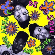 "De La Soul ""3 Feet High and Rising"" 2xLP"
