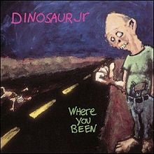 "Dinosaur Jr ""Where You Been"" LP"