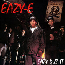 "Eazy-E ""Eazy-Duz-It"" LP"