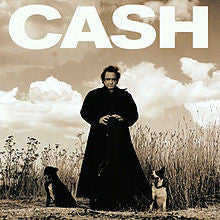 "Johnny Cash ""American Recordings"" LP"