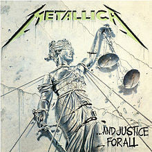 "Metallica ""...And Justice For All"" LP"