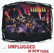 "Nirvana ""MTV Unplugged"" LP"