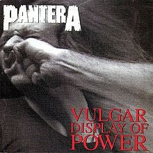 "Pantera ""Vulgar Display Of Power"" 2xLP"