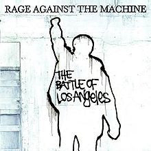 "Rage Against The Machine ""The Battle Of Los Angeles"" LP"