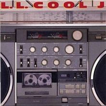 "LL Cool J ""Radio"" LP"