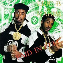 "Eric B. & Rakim ""Paid In Full"" LP"
