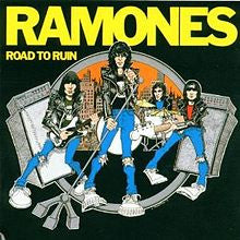 "Ramones ""Road To Ruin"" LP"
