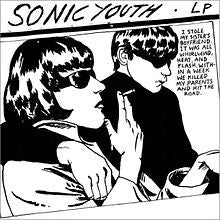 "Sonic Youth ""Goo"" 4xLP Deluxe Edition"