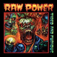 "Raw Power ""Tired And Furious"" LP"