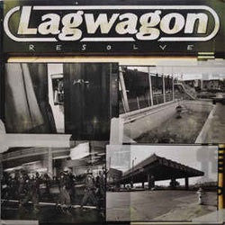 "Lagwagon ""Resolve"" LP"