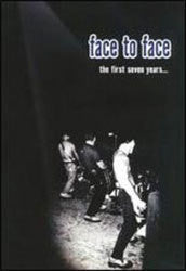"Face To Face ""First Seven Years"" DVD"