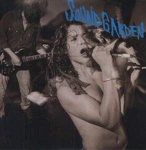 "Soundgarden ""Screaming Life / Fopp"" LP"
