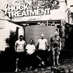 "Shock Treatment ""Self Titled"" 7"""
