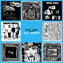 "Night Birds ""Roll Credits"" LP"