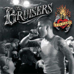 "The Bruisers ""Up In Flames"" LP"