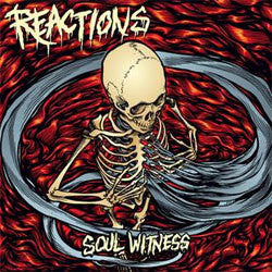 "Reactions ""Soul Witness"" CD"