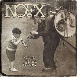 "NOFX ""First Ditch Effort"" CD"