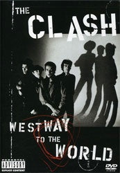 "The Clash ""Westway To The World"" DVD"