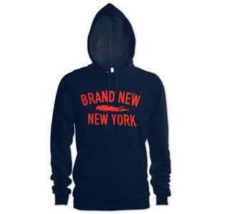 "Brand New ""Long Island"" Hooded Sweatshirt"