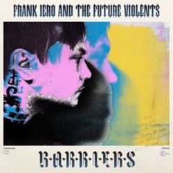 "Frank Iero And The Future Violents ""Barriers"" CD"