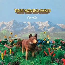 "Tiny Moving Parts ""Breathe"" CD"