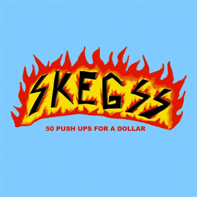 "Skegss ""50 Push Ups For A Dollar"" LP"