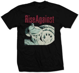 "Rise Against ""The Unraveling"" T Shirt"