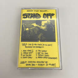"Stand Off ""Live Series"" Cassette"