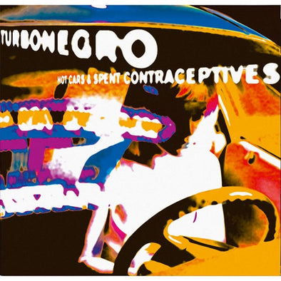 "Turbonegro ""Hot Cars & Used Contraceptives"" LP"