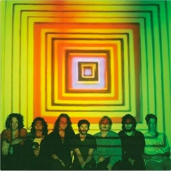 "King Gizzard And The Lizard Wizard ""Float Along- Fill Your Lungs"" LP"