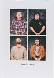 "Modern Baseball ""Floor & Future"" Photobook"