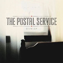"The Postal Service ""Give Up"" LP"