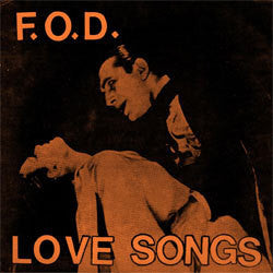 "Flag Of Democracy ""Love Songs"" 7"""