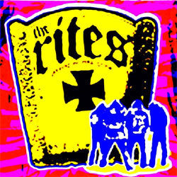 "The Rites ""Pissing On Your Grave"" 7"""
