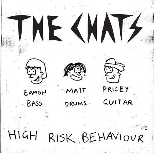 "The Chats ""High Risk Behaviour"" LP"