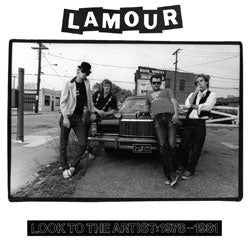 "L'Amour ""Look To The Artist: 1978-1981"" LP"
