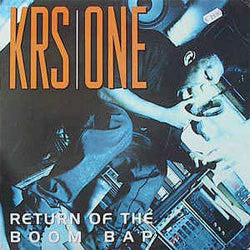 "KRS-One ""Return Of The Boom Bap (Anniversary Edition)"" 2xLP"