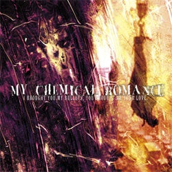"My Chemical Romance ""I Brought You My Bullets, You Brought Me Your Love "" LP"