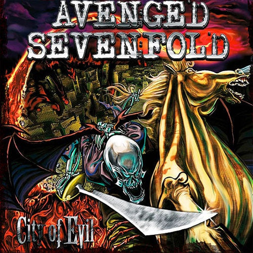 "Avenged Sevenfold ""City Of Evil"" 2xLP"