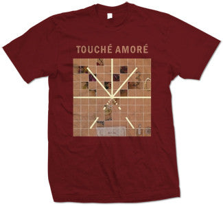 "Touche Amore ""Stage Four"" T Shirt"