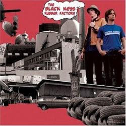 "Black Keys ""Rubber Factory"" LP"